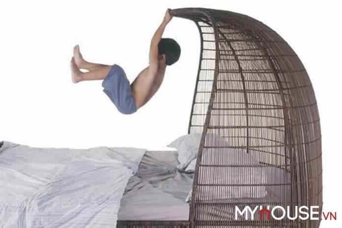 Bộ sưu tập giường ngủ Voyage bao gồm các kích thước khác nhau